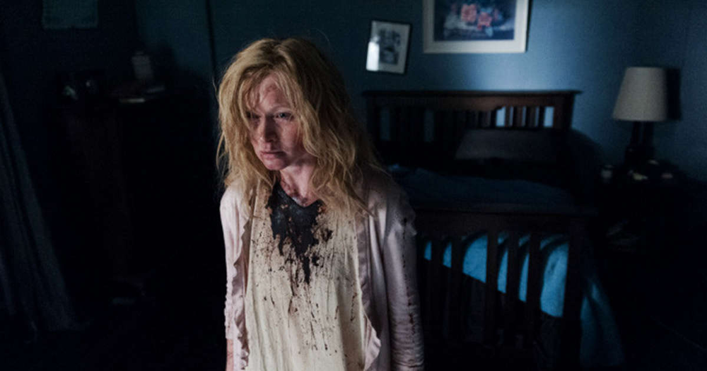 The Babadook - 2014, Jennifer KentA single mother, plagued by the violent death of her husband, battles with her son's fear of a monster lurking in the house, but soon discovers a sinister presence all around her.