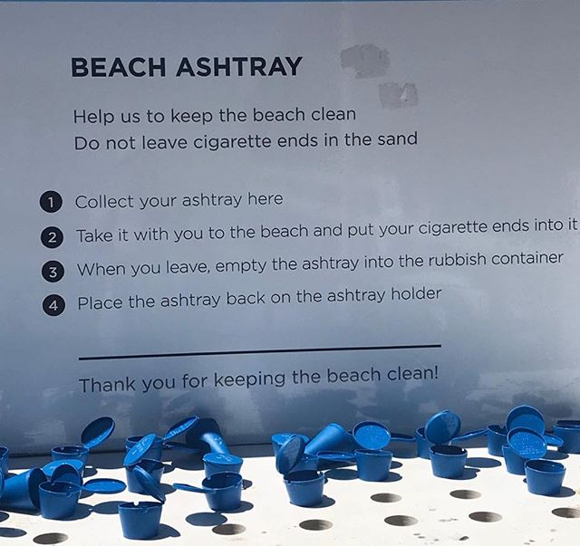 If we all did a little to improve our world #4oceans #keepourbeachesclean #Sperrysandspirits #Flibs #Events