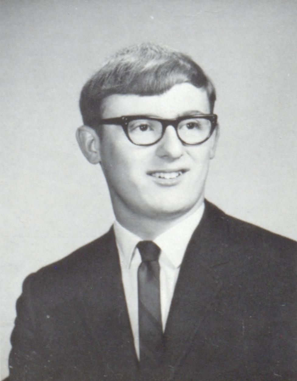 Dan Pestal 1968