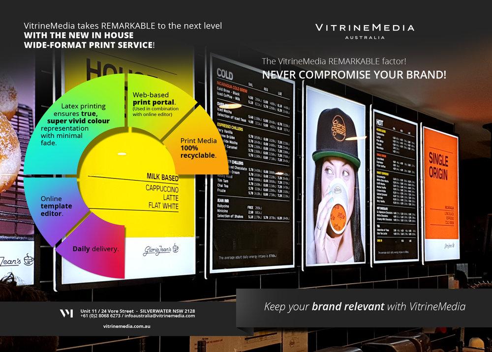 VitrineMedia. Be Remarkable!