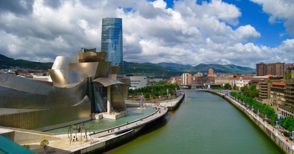 Guggenheim, Bilbao - Spain