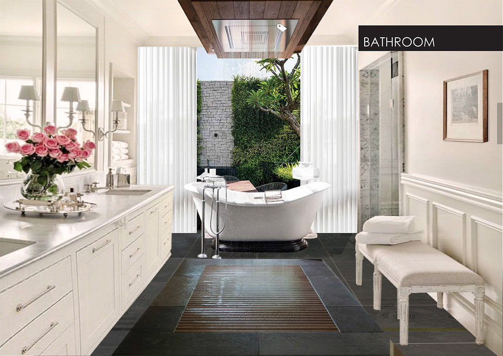 Concept Phòng Tắm