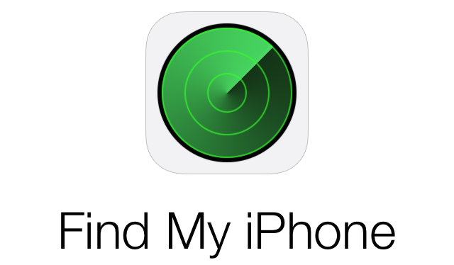 Find-My-iPhone-logo-name