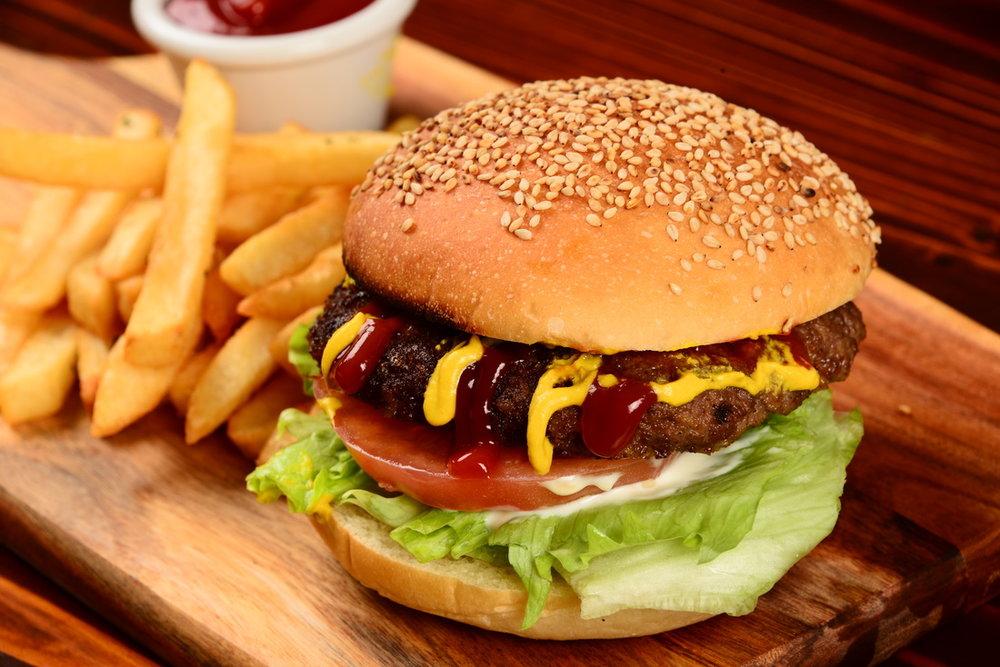 100%Wagyu beef Burgers -
