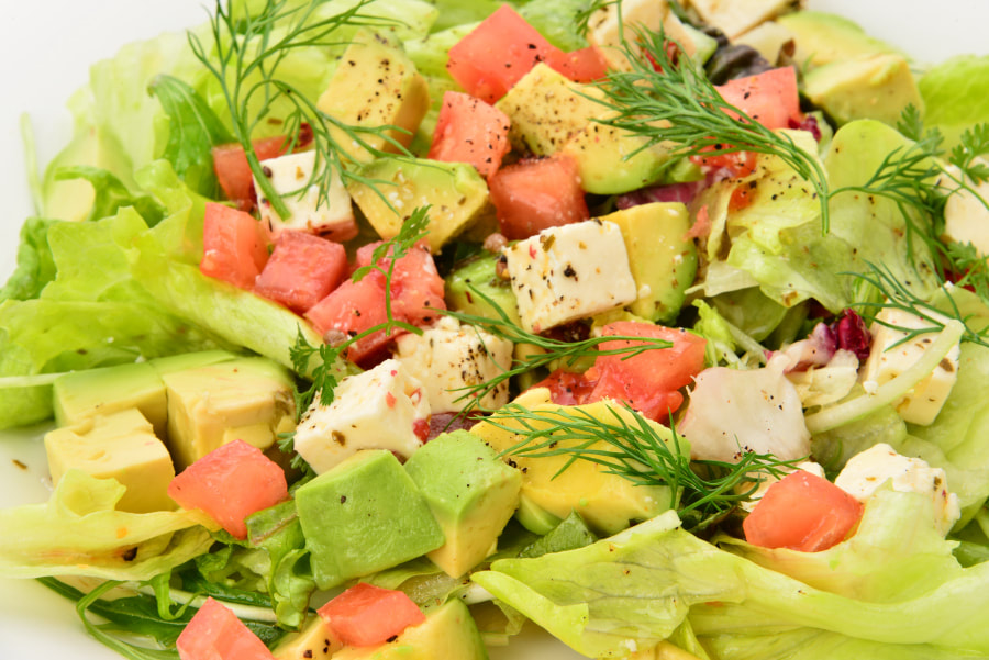 Salads, Sandwiches, and much more -