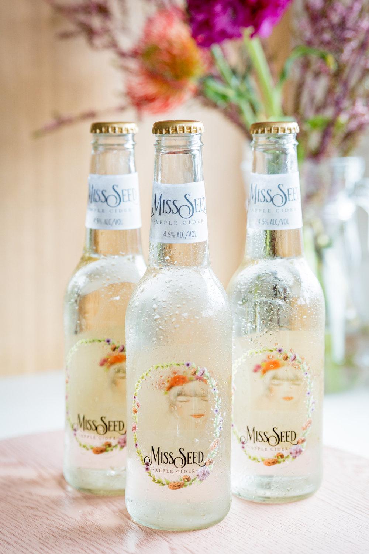 Miss Seed Apple Cider
