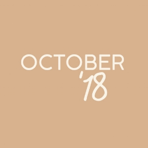 October '18