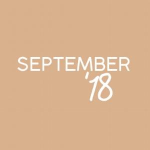 September '18