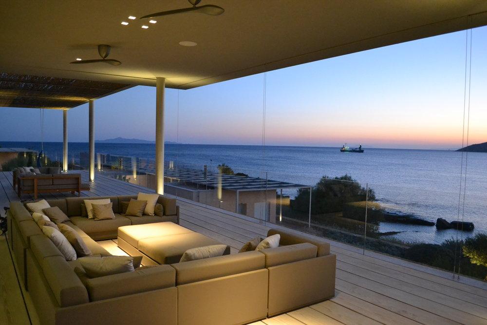 vacation house - CAPE SOUNIO
