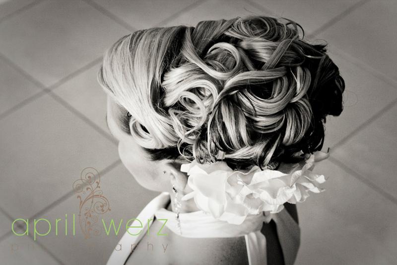Wedding Hair Stylist Newcastle