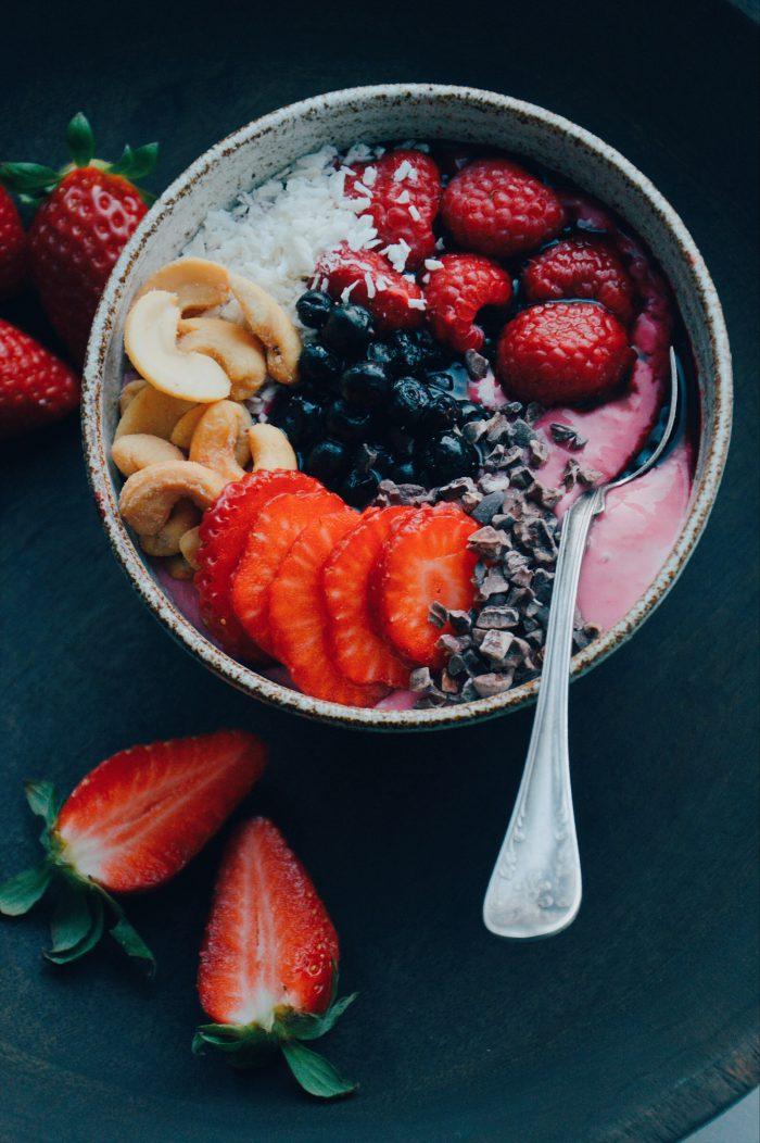 Smoothie Bowl | The Nordic Kitchen
