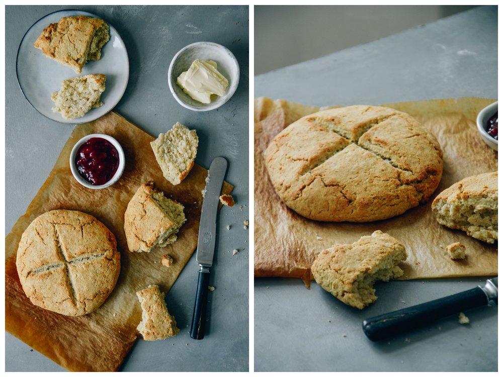 Glutenfree scones | The Nordic Kitchen