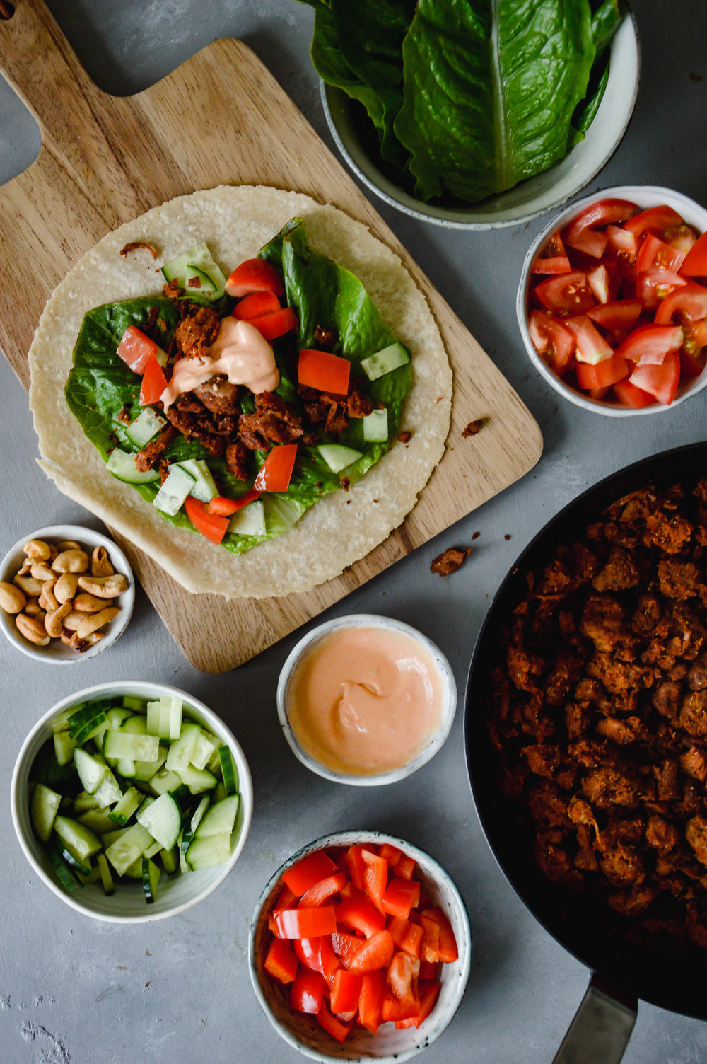 Pulled Oats Wraps   The Nordic Kitchen