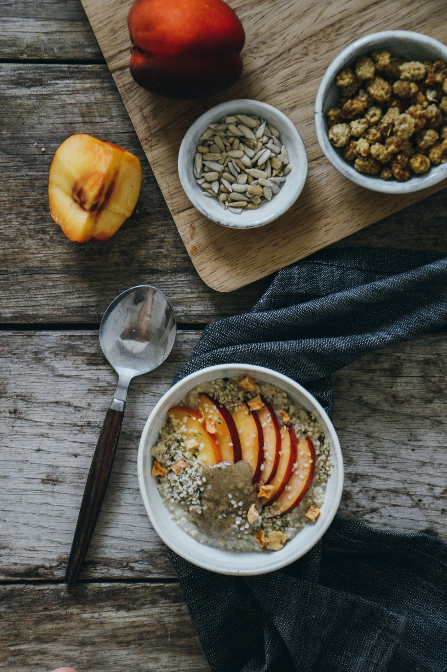 Oatmeal | The Nordic Kitchen