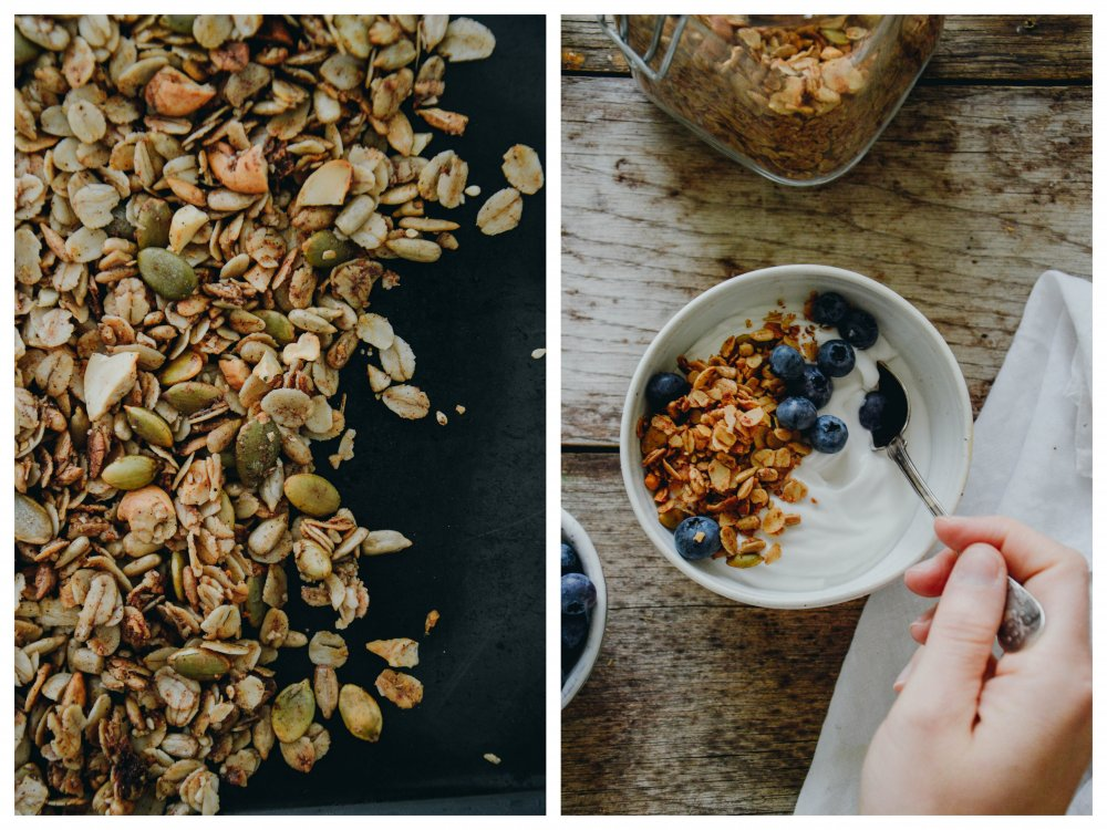 Autumn Granola | The Nordic Kitchen