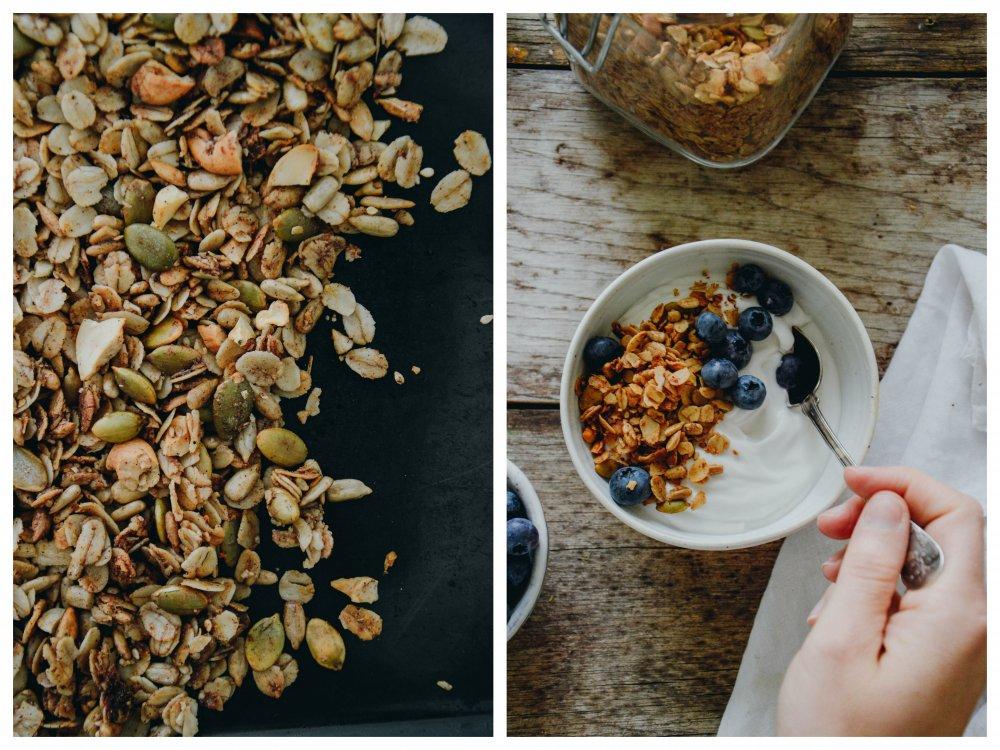 Autumn Granola | The Nordic Kitchen