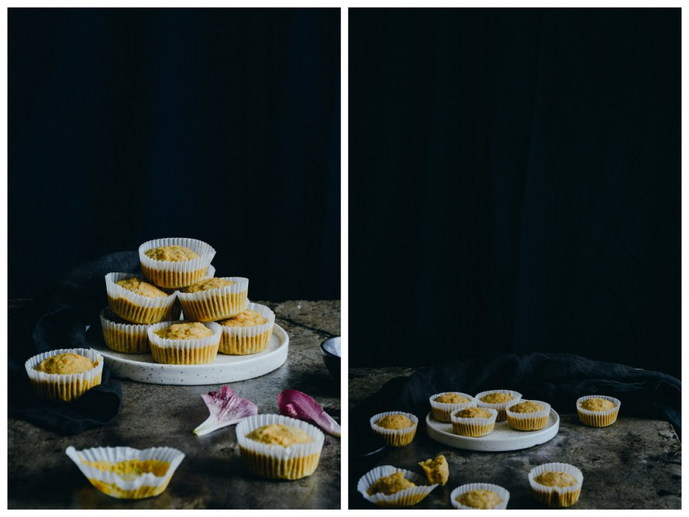 Glutenfree carrot cake + muffins | The Nordic Kitchen
