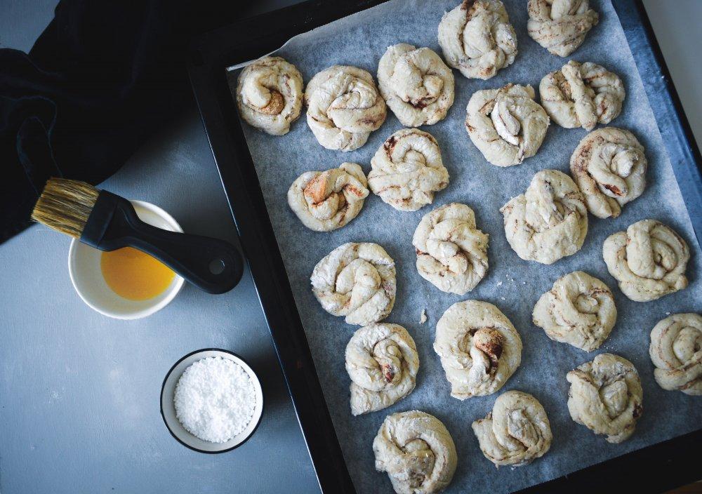 Glutenfree Cinnamon buns | The Nordic Kitchen