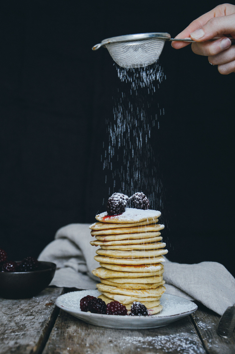 Glutenfree pancakes | The Nordic Kitchen