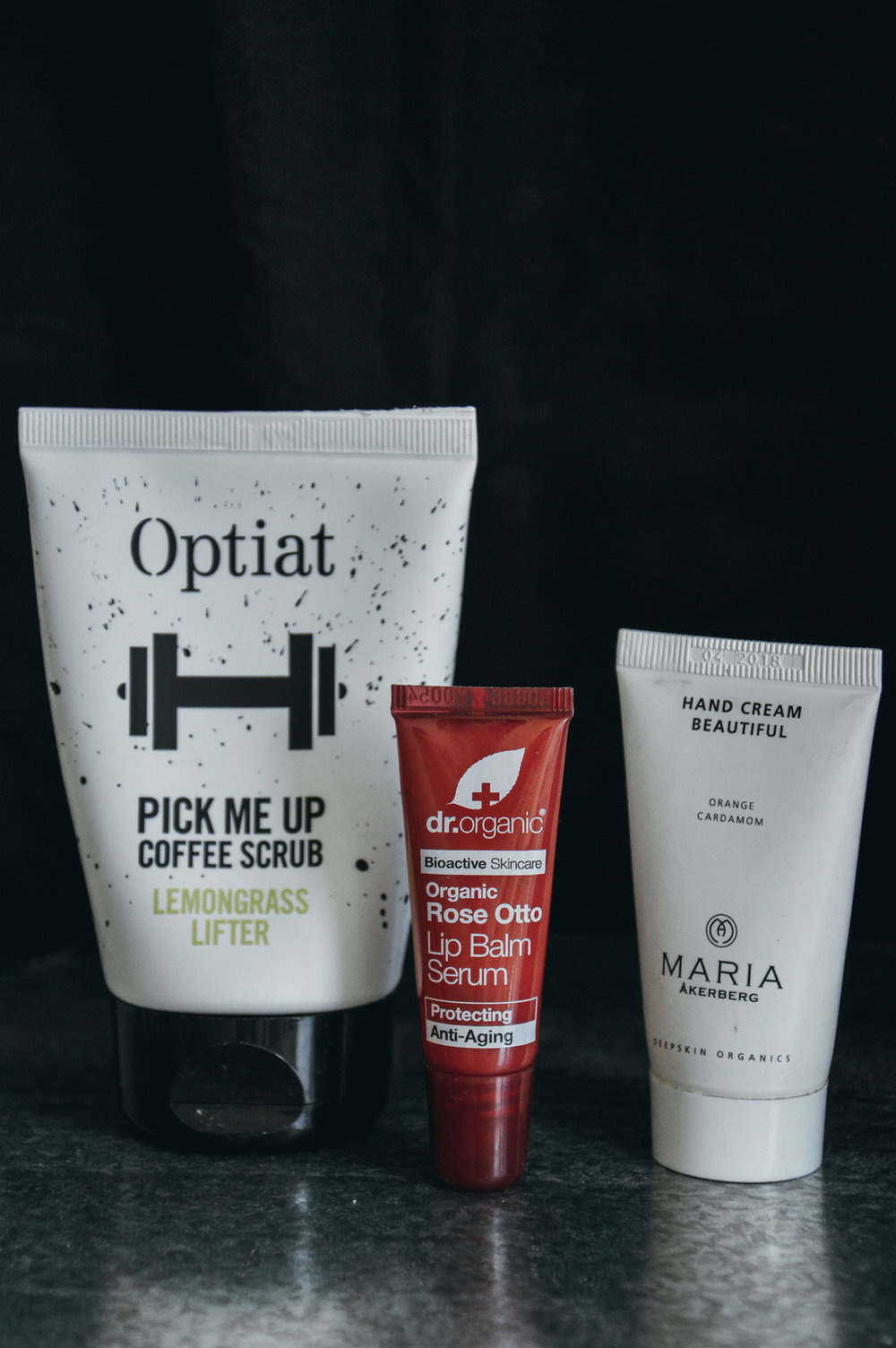 Organic beauty products for the winter season