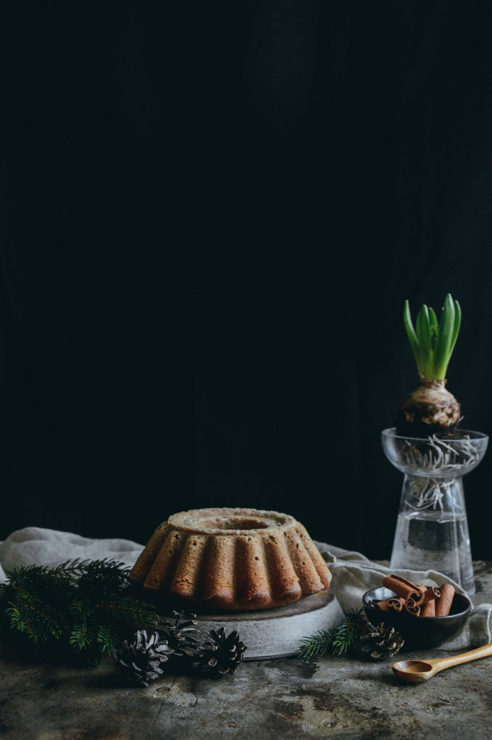 Glutenfree gingerbread bundt cake | The Nordic Kitchen