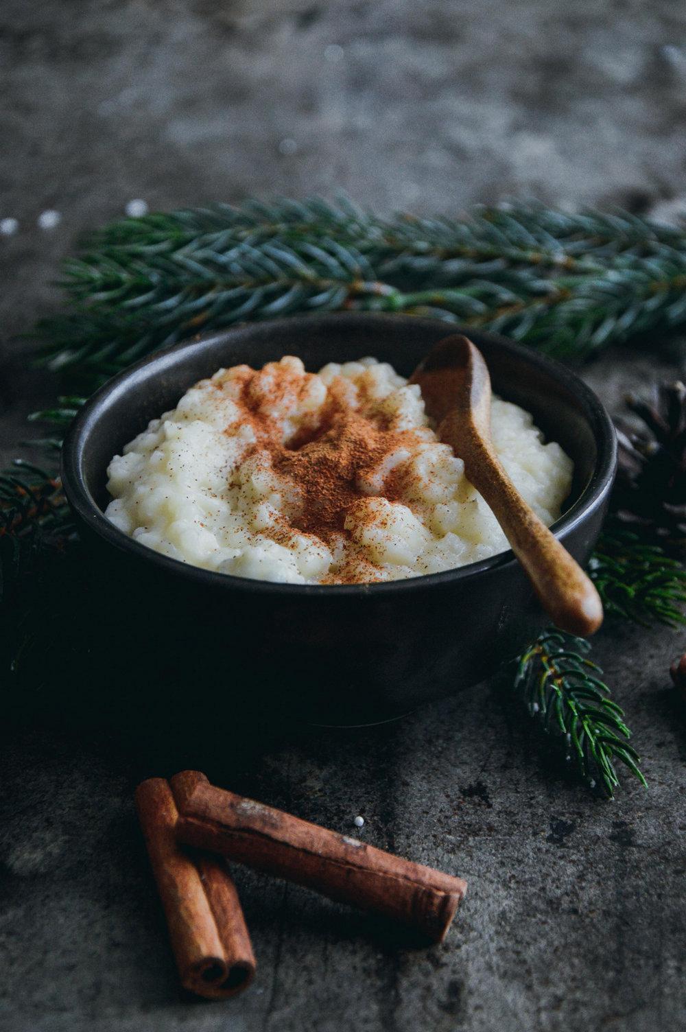 Vegan Rice Pudding   The Nordic Kitchen