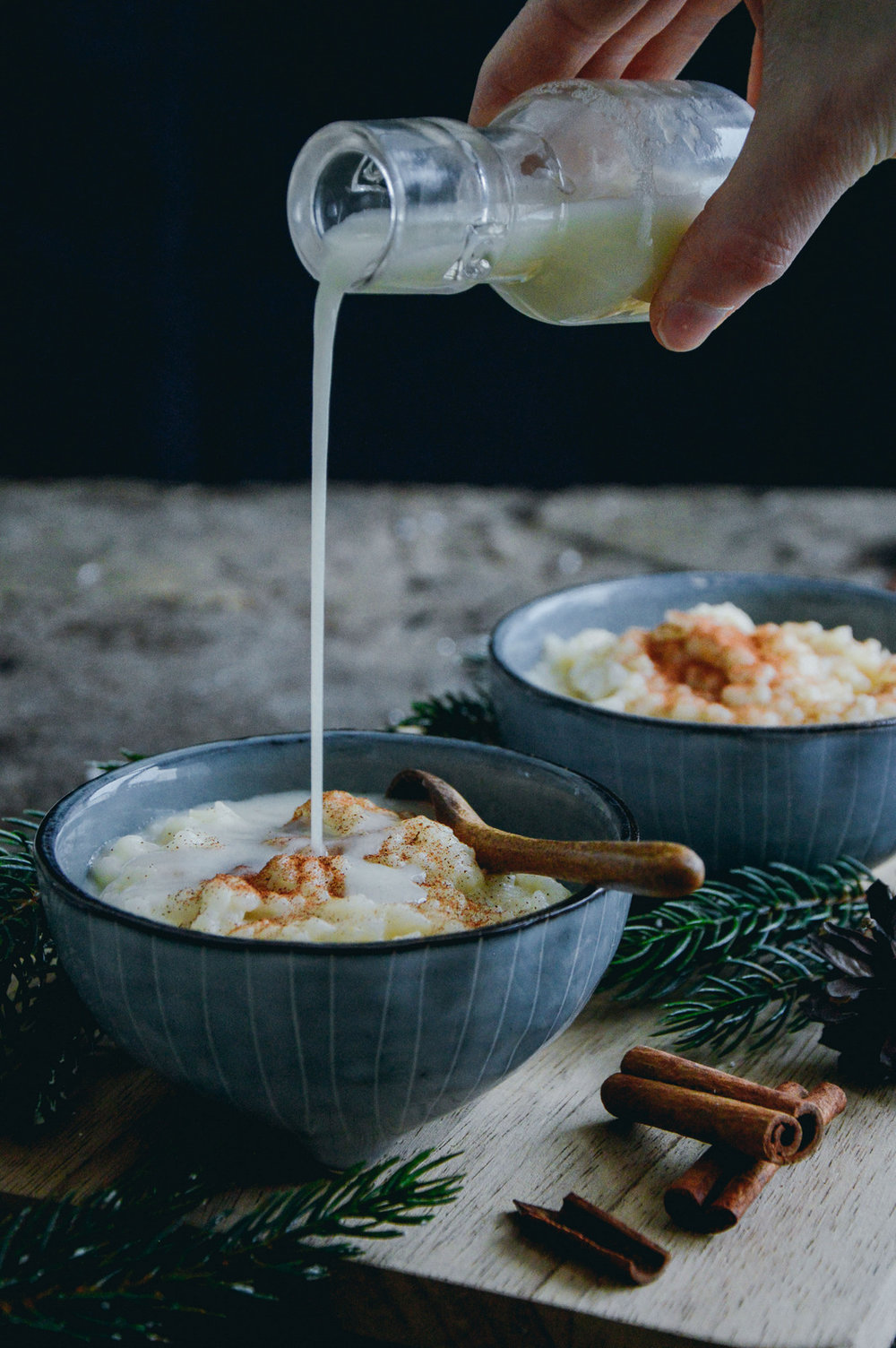 纯素食米饭布丁  | 北欧厨房