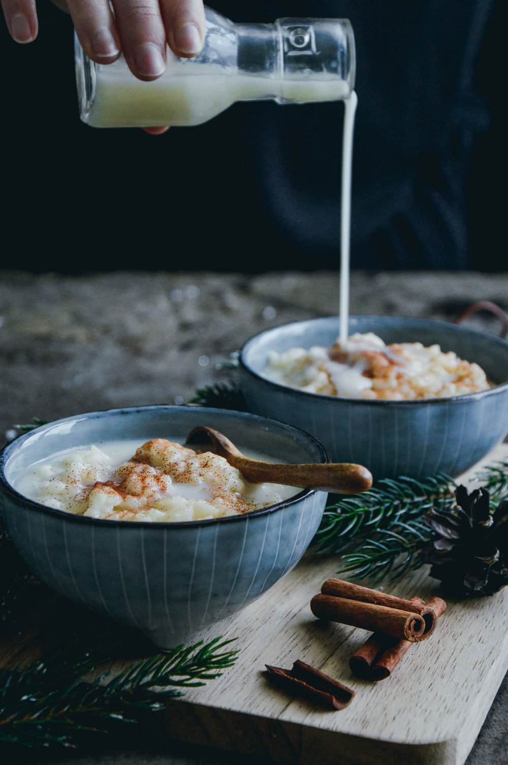 Vegan Rice Pudding | The Nordic Kitchen