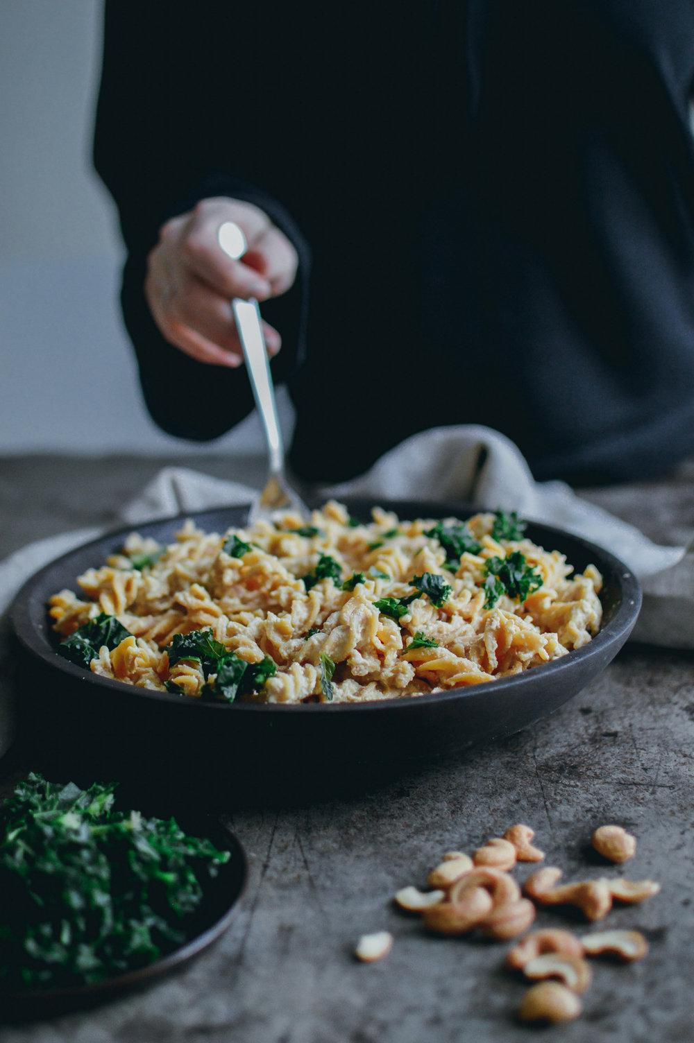 Glutenfree & Vegan Mac And Cheese | The Nordic Kitchen