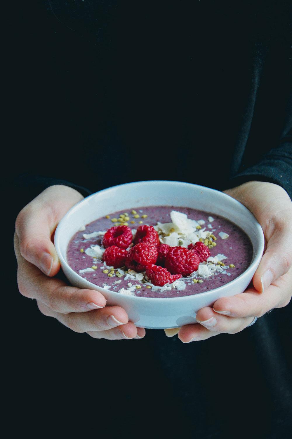 阿萨伊碗  Recipe | 北欧厨房