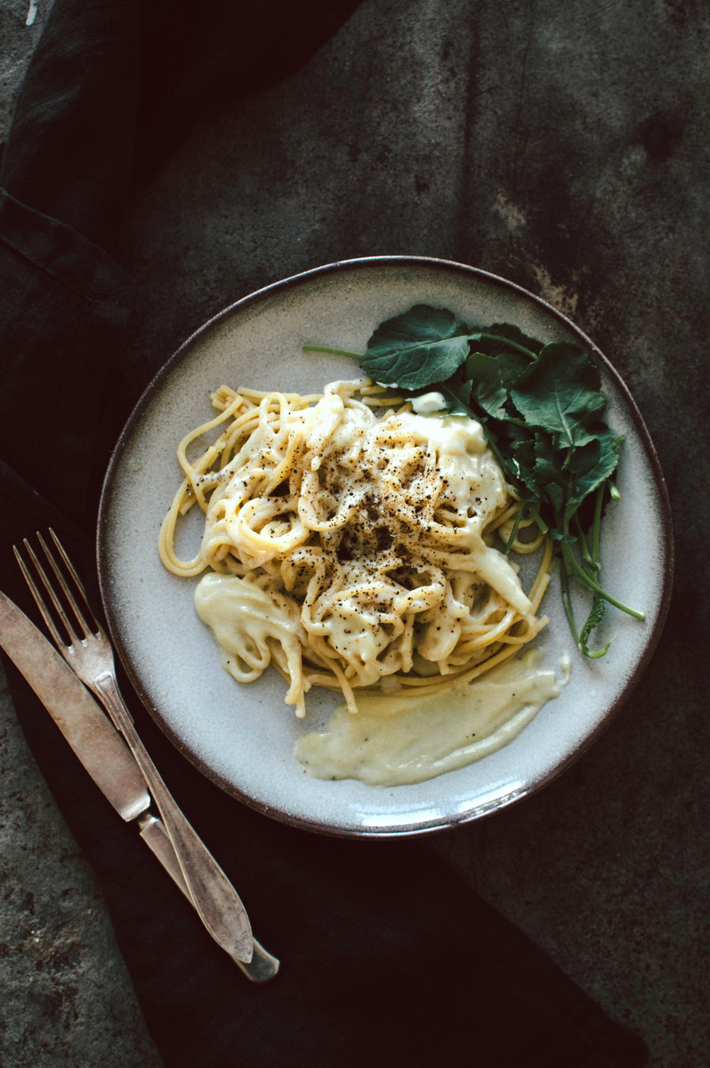 Pasta with cauliflower sauce | The Nordic Kitchen