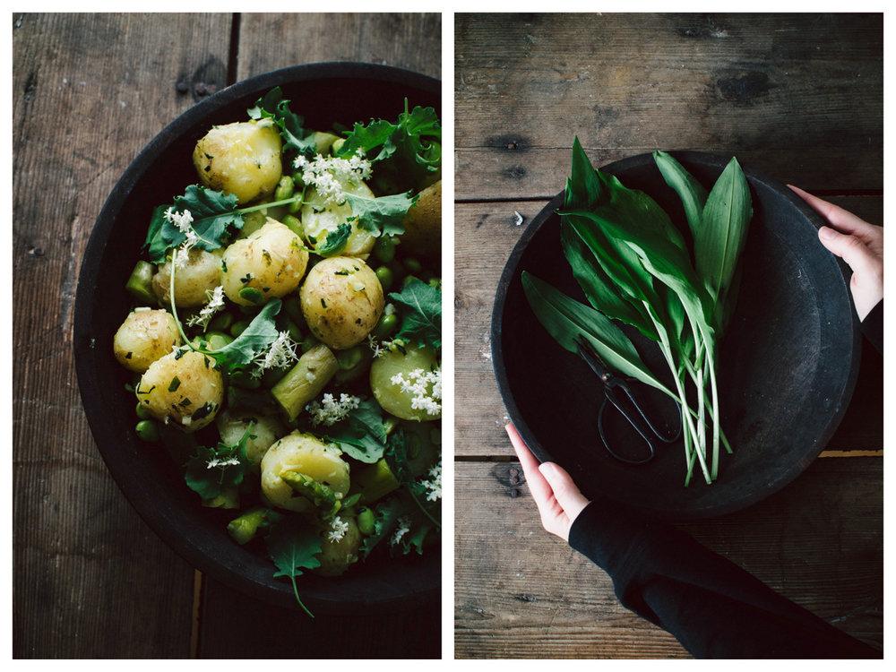Midsummer salad | The Nordic Kitchen