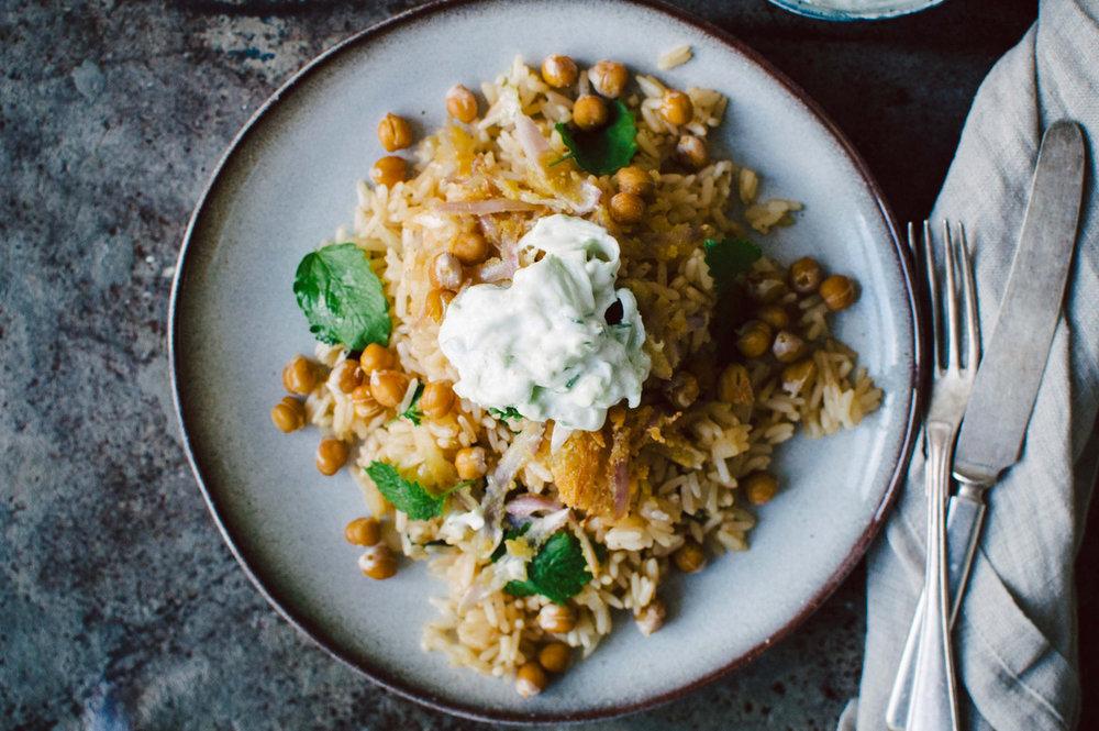 素食主义者与鹰嘴豆|北欧厨房