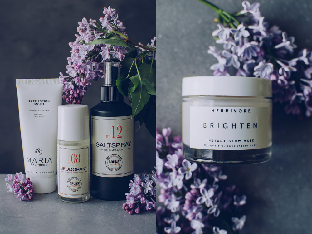 Organic Summer Beauty | The Nordic Kitchen
