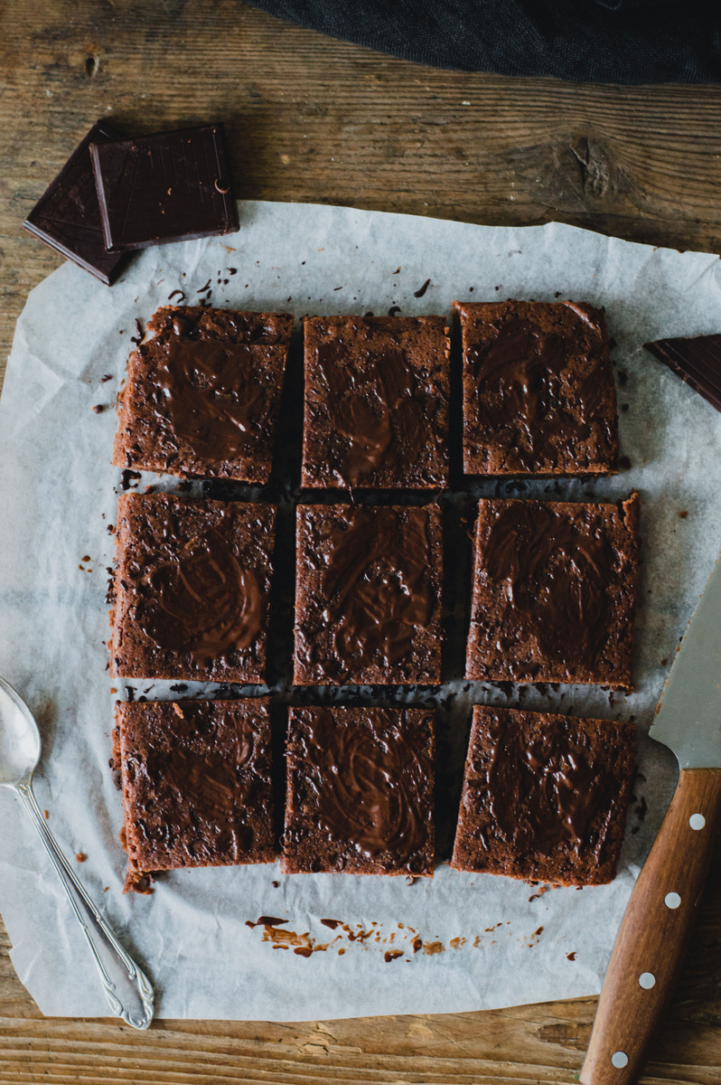 Vegan Brownies | The Nordic Kitchen