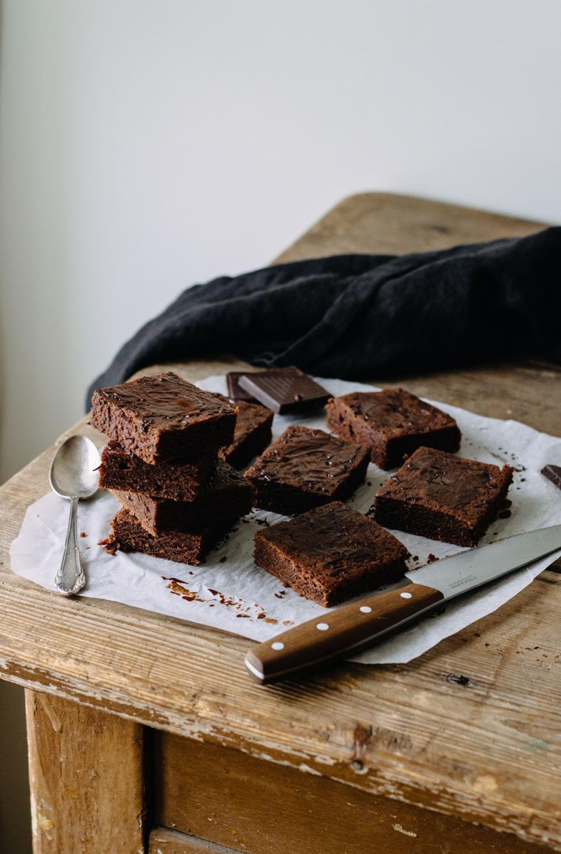 Vegan Brownies | The Nordic Kitchen