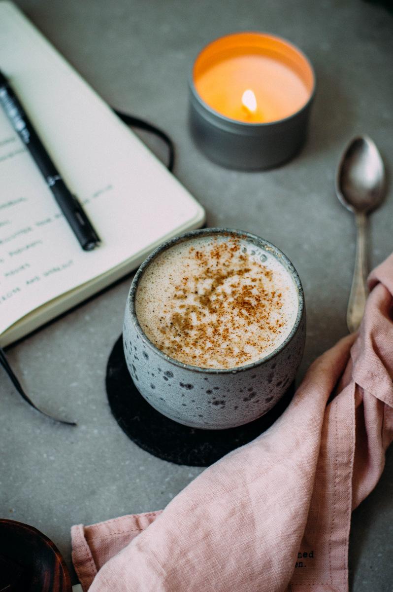 Chai Latte   The Nordic Kitchen