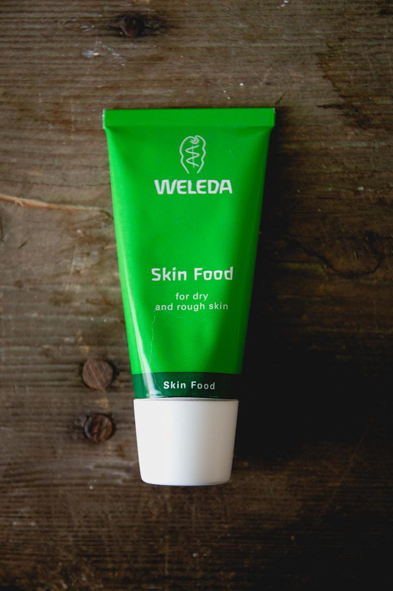 来自Weleda的皮肤食物