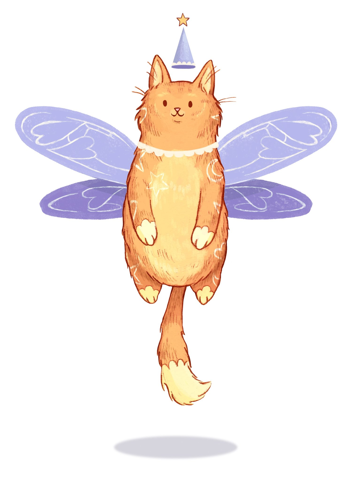 Fairy Cat & Friends