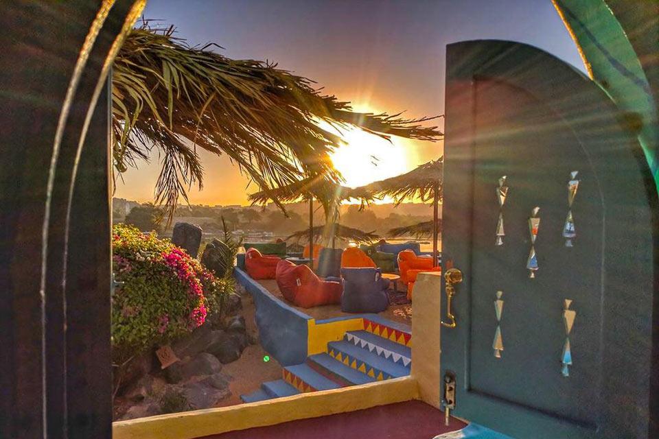Kato Dool Resort in Aswan