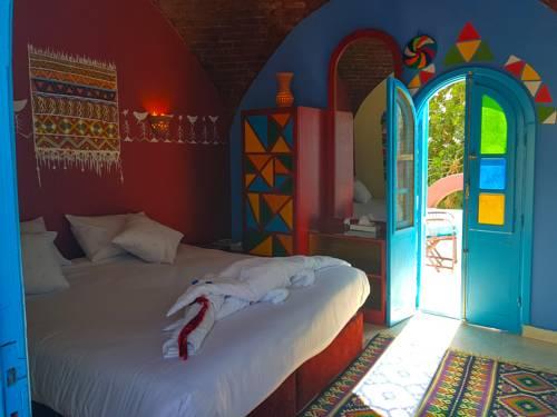 Kato Dool room in Aswan