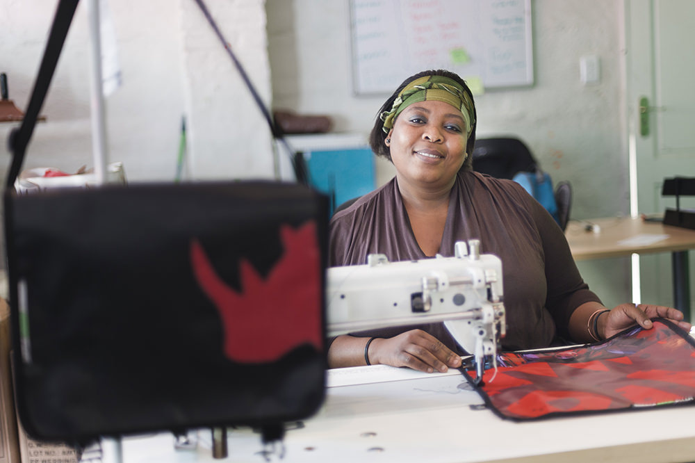 LITTLE - More sales equal more jobs. And more jobs mean that hard working, talented South Africans have hope. A chance, an opportunity to feel successful, great at what they do. Little Green Number has community based micro manufacturing franchises all over Gauteng, and we intend to take this national. We are passionate about wiping out poverty, through social business principles: doing good, whilst doing good business. One Little Green Number at a time. Its Little but we all have to start somewhere.