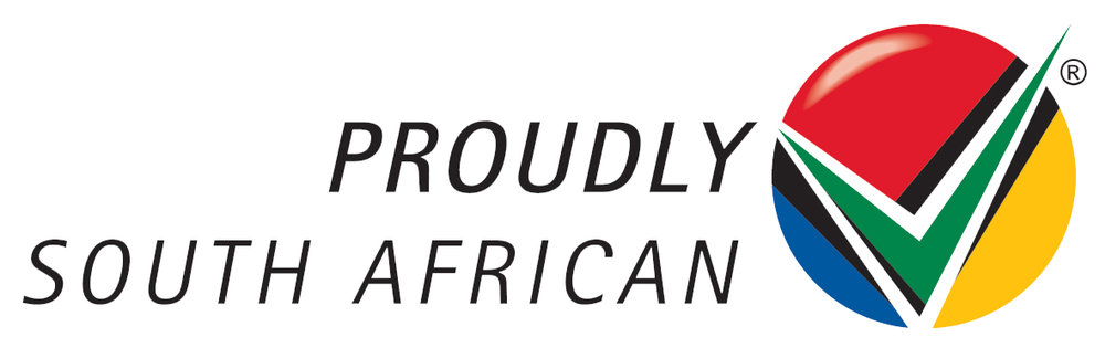 We are a Proudly South African Company.