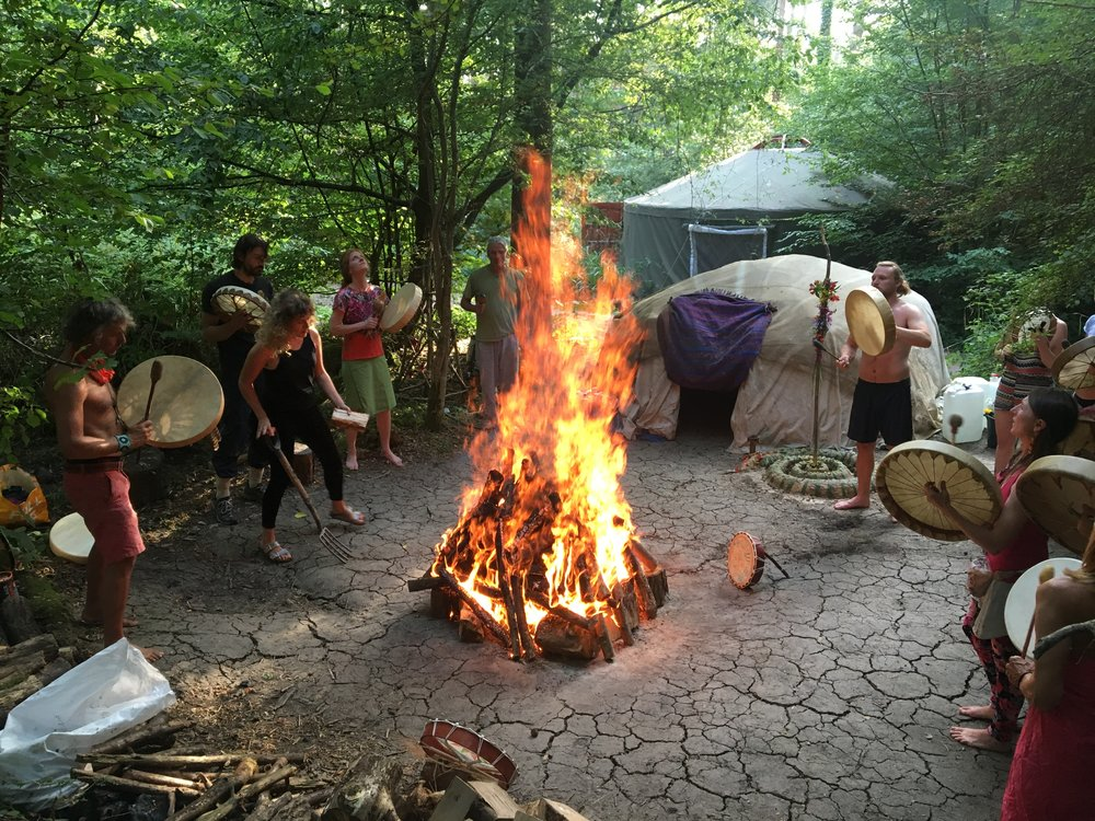 Shamanic Training