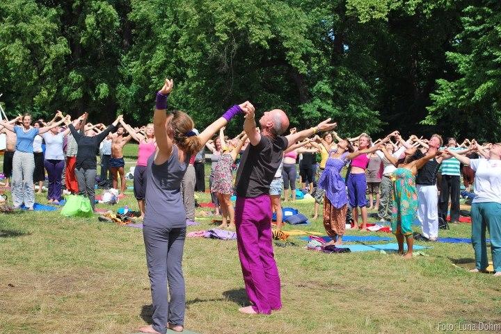 Yogafestival Berlin 2012