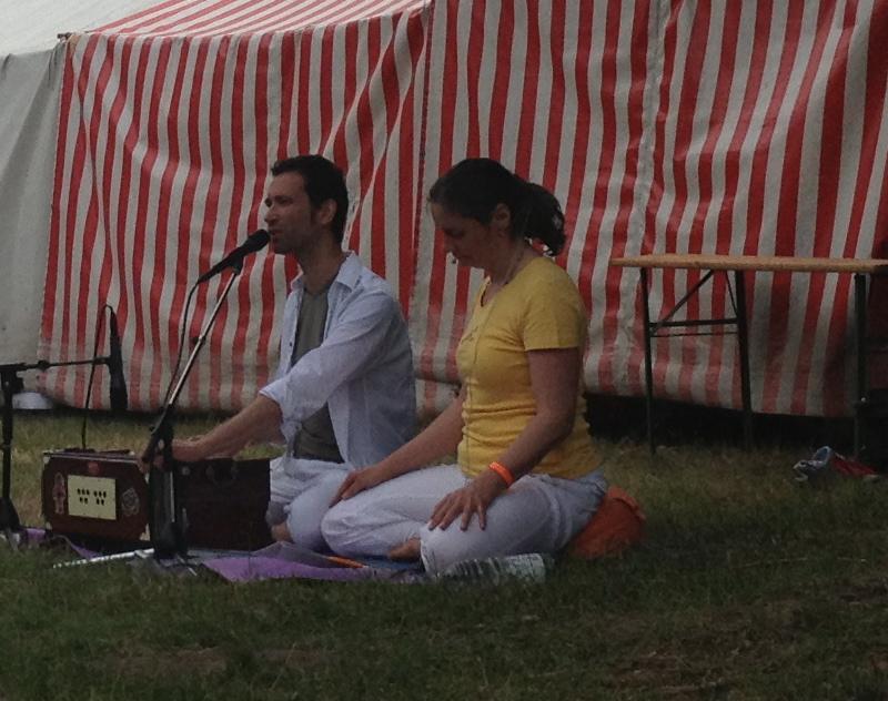 Yogafestival Berlin 2013
