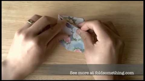 Magic spiral cube - DIY Modular Origami Tutorial by Paper Folds ... | 270x480