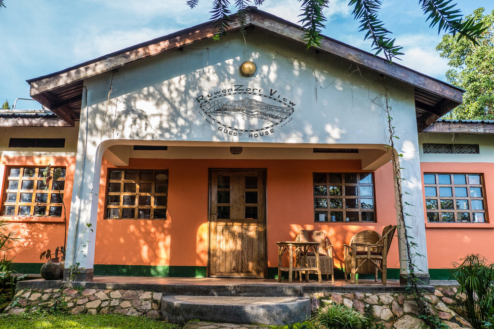 Welcome to RuwenZori View Guesthouse! We have received guests from over 100 countries since the opening in 1997.