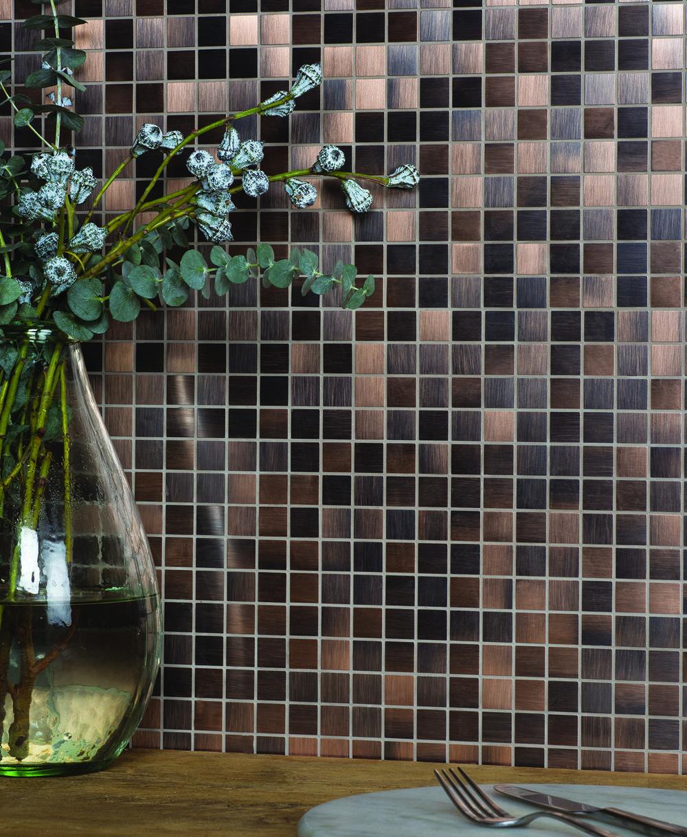 Aurelio Square Mosaics