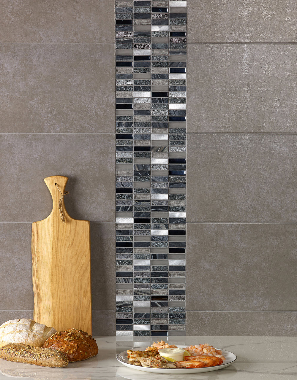 Duchess Graphite Mosaics
